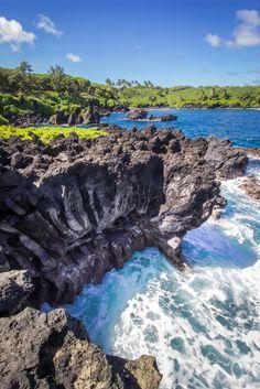 Beach, Maui, Hawaii