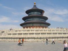 Der Himmelstempel in Peking Pisa, Tower, Building, Travel, Tour Operator, Destinations, Viajes, Rook, Computer Case