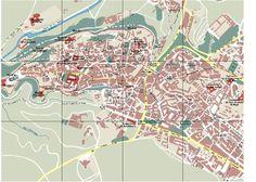 Mapa de segovia
