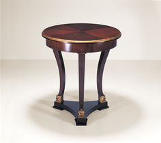 33001 // Decca // Traditional Collection // Antique Side Table