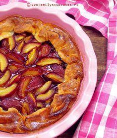 tarta cu prune - varianta rustica | Your Title