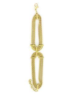 Bracelet Theos http://www.diwali-paris.com/bijoux-bracelet-dore-metal-chic-18.html