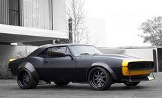 3b1e69a3b9214  Transformers  Director Michael Bay is Selling His 1967 Bumblebee Camaro