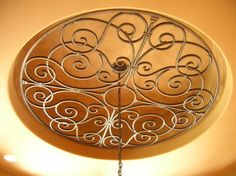 Spruce up your space with Tableaux® Faux Iron Designer Grilles! Visit Tableaux.com today to find an authorized Tableaux Designer Grilles dealer near you and liven up your home with our mesmerizing designs.