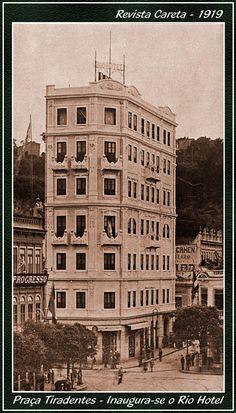 Rio de Janeiro, 1919