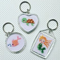 Resultado de imagen para cross stitch 2015 patterns