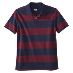 Mossimo Supply Co. Men's Short Sleeve Athletic Fit Polo - Assorted Colors