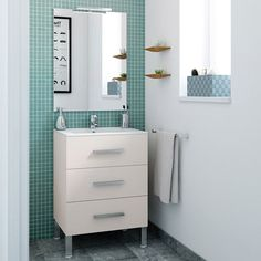 Amazing Mueble De Lavabo MADRID   Leroy Merlin 185u20ac