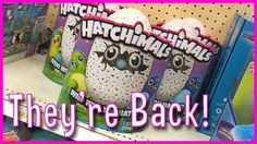 Hatchimals Back In Stock Beauty and the Beast Ugly Dolls Doll Hunt with ...