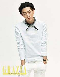 Seo Kang Joon Steals Hearts With His Looks in Grazia