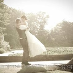 Wedding pictures - perhaps reenact the engagement photo for this!