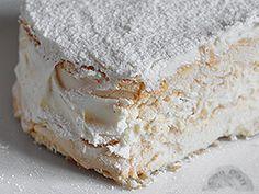 El único pastel ruso de Bilbao, el que a nosotros nos gusta Spanish Desserts, Spanish Dishes, Pie Recipes, Sweet Recipes, Sweet Cooking, Bread Machine Recipes, Pavlova, Desert Recipes, Sweet Bread