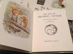 Vintage c.1986 Peter Rabbit The Beatrix Potter by BuyfromGroovy