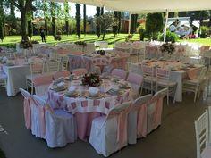 Montaje XV Años Color Rosa Pastel
