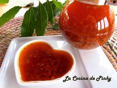 LA COCINA DE PINKY: SALSA CHIMICHURRI