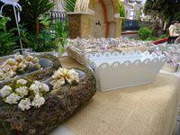 Στολισμός βάπτισης από το www.dieuxon.gr Container, Food, Essen, Meals, Yemek, Eten