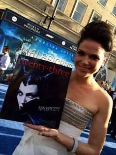"Lana on the Blue Carpet for the World Premiere of ""Maleficent"" 05-28-2014"