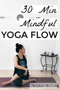 Yoga Workout Weight Loss : – Image : – Description This is a 30 min mindful, slow and gentle yoga flow class. It's perfect for beginners or anyone looking to slow down and have a gentle practice. Ashtanga Yoga, Vinyasa Yoga, Kundalini Yoga, Yin Yoga, Gentle Yoga Flow, Zen, Yoga Moves, Relax, Yoga Poses For Beginners