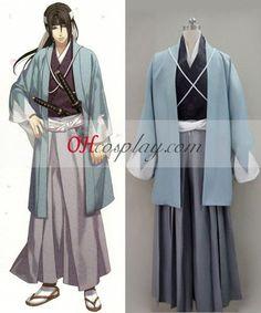 Hakuouki Hijikata Toshiz Cosplay Costume