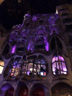 Barcelona- Gaudí