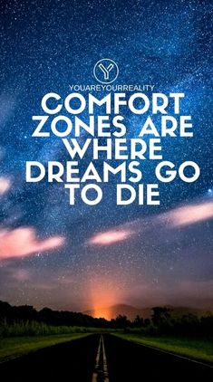 Comfort Zone Quotes - Get your 9 FREE Mobile Wallpapers! You deserve to live a better life and the only way is to escape your comfort zone!