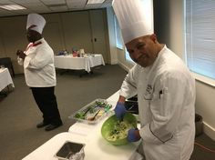Families learn about healthful cooking through Sodexo-MALDEF workshops in conjunction with #HispanicHeritageMonth >>