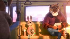 zootopia | The Subtext Behind Disney's 'Zootopia' Is Strangely Dark, Right ...
