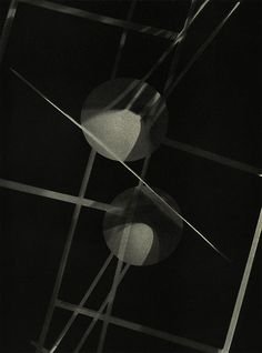 Photograms | Moholy-Nagy Foundation | The official website for all things László Moholy-Nagy, paintings, photographs, photograms, films, stage design, and works on paper, and more!