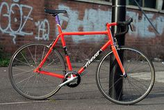 Field Cycles Fixed Road. Love this so pinning it again.