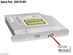 Compaq Presario 700 Laptop CD-ROM Drive, 254110-001 - http://electronics.goshoppins.com/drives-storage-blank-media/compaq-presario-700-laptop-cd-rom-drive-254110-001/