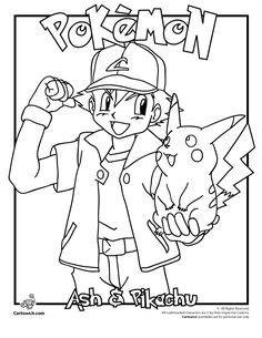 party pokemon coloring pages | Pin by Crafty Annabelle on Pokemon Printables | Pokemon ...