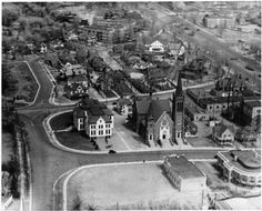 St. Mary's cathederal and school