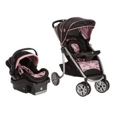 Graco FastAction Fold Travel System Stroller - Faith - done a lot ...