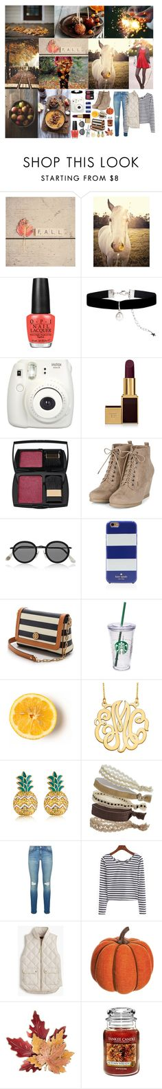 """Autumn Loving"" by wrigley67 ❤ liked on Polyvore featuring mode, Universal Lighting and Decor, OPI, Monsoon, Tom Ford, Lancôme, Acne Studios, Kate Spade, Tory Burch et Starbucks"