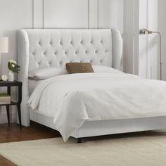 Belinda Tufted Bed