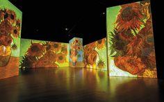 Η μεγαλειώδης έκθεση «Van Gogh Alive - the experience» έρχεται στην Αθήνα | naftemporiki.gr