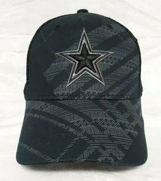 c2c4525d NFL Dallas Cowboys Sz Small Reebok Flexfit Curve Brim Mesh Back BaseBall Cap  #Reebok #BaseballCap #DallasCowboys