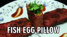 Fish Egg Pillow Recipe || How To Make Fish Egg Pillow