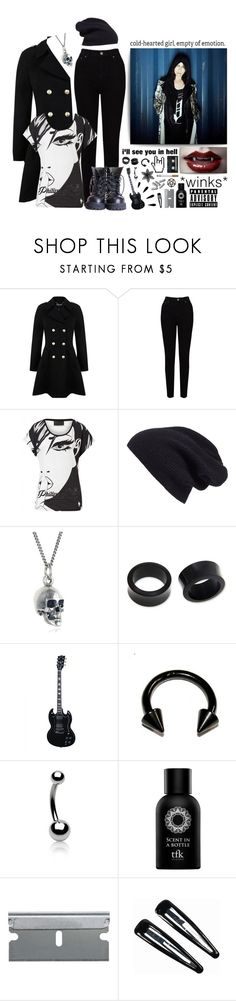 """× I Can't Escape, The Monster Inside Of Me. The Hunger I Can't Contain. Inside Of Me. ×"" by wwelover02 ❤ liked on Polyvore featuring Miss Selfridge, EAST, Halogen, Black Pearl, NOVICA, CASSETTE, Bling Jewelry, Old Navy, The Fragrance Kitchen and Clips"