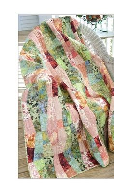 Quilting? Love these colors!!