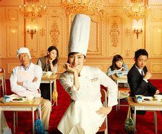 Chef~三ツ星の給食~ - オフィシャルサイト。毎週木曜22:00放送。主演 天海祐希
