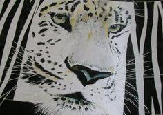 JUNGLE CATS Silk Wrap 22x90 by SilkSiren on Etsy, $300.00