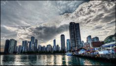 Top 15 Skylines in The World. Click for more!