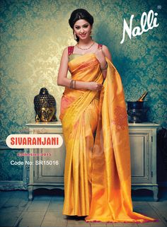 Code: SR15016 - Kanchipuram Silk Saree To know more about this product contact our eshop team at eshop@nalli.com.