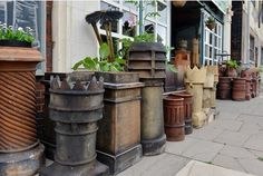Cherished Chimneys: Stoke-on-Trent's chimney pot collectors Stoke On Trent, Old Photos, The Past, Pottery, History, Bottle, Places, Garden, Life