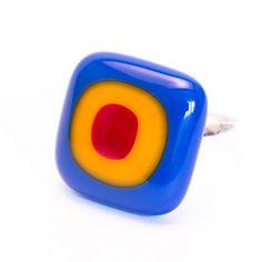 N°7 FUNKY COLOR gyűrű