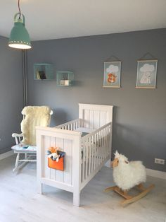 End result Baby Jasper's Nursery <3 Brands: HEMA, done by deer (zoopreme), firm living, second hand furniture