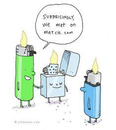 match making puns