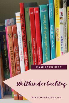 Bücher zum Weltkinderbuchtag