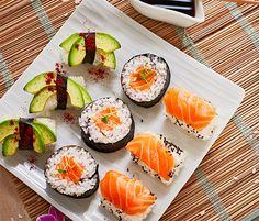 Sada na sushi Ethnic Recipes, Food, Meals